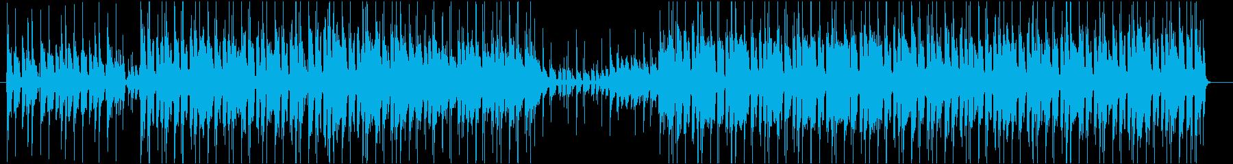 都会ジャズ アコギ鍵盤 企業VP・カフェの再生済みの波形