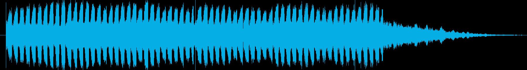 トランス ゆっくり 魅惑 淡々 テ...の再生済みの波形