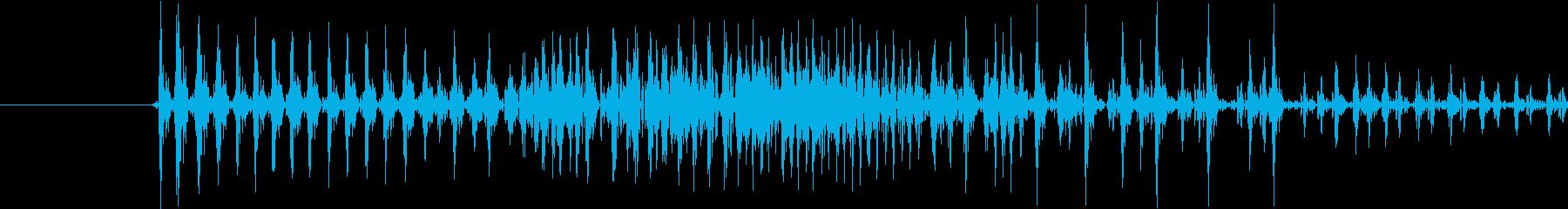 MEDIUM KISSキスの再生済みの波形