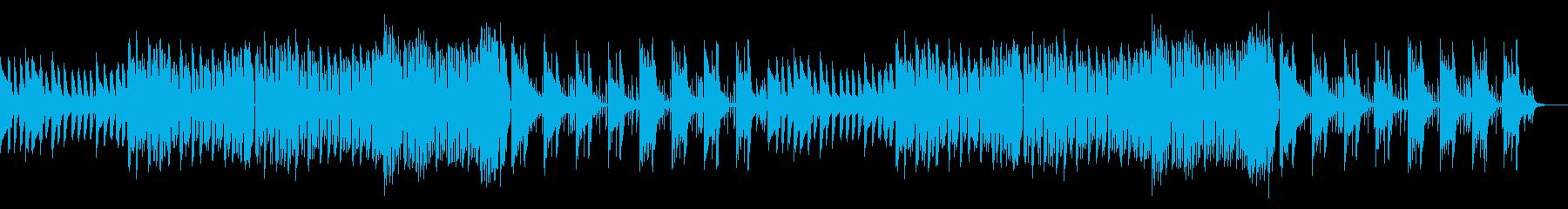 アップテンポなダンスミュージック・2の再生済みの波形