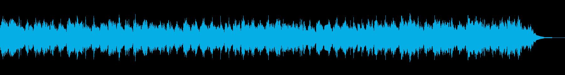 ハリウッド「短くて日常」オーケストラaの再生済みの波形