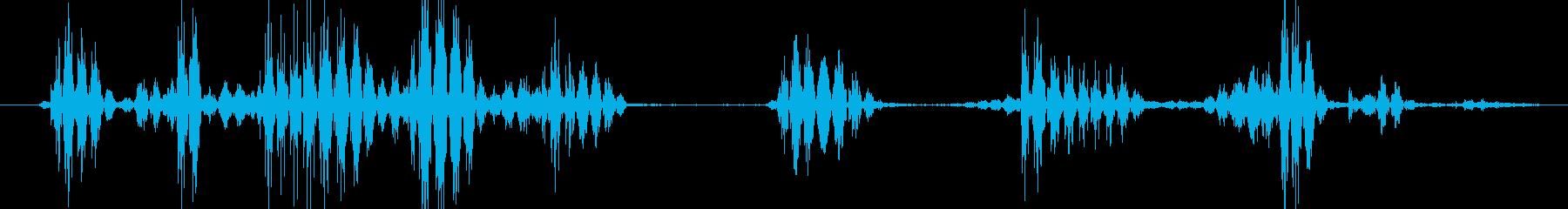 フィクション AI 男性システムス...の再生済みの波形