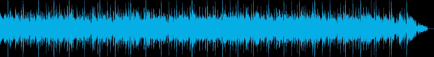 まったり、ちょっぴり切ないジングルベルの再生済みの波形