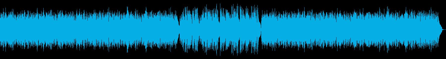 軽快で優美なチェンバロ バロック・高音質の再生済みの波形