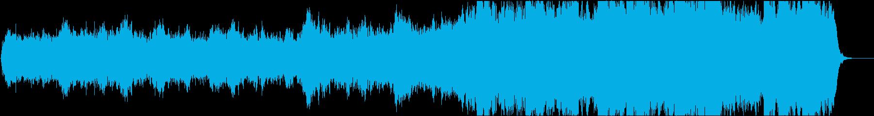 ドラマ3 24bit44.1kHzVerの再生済みの波形