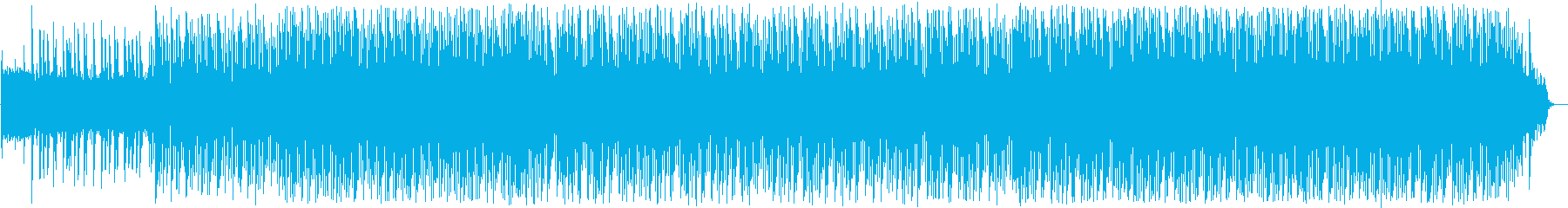 Slow and Asian synthesizer songs's reproduced waveform