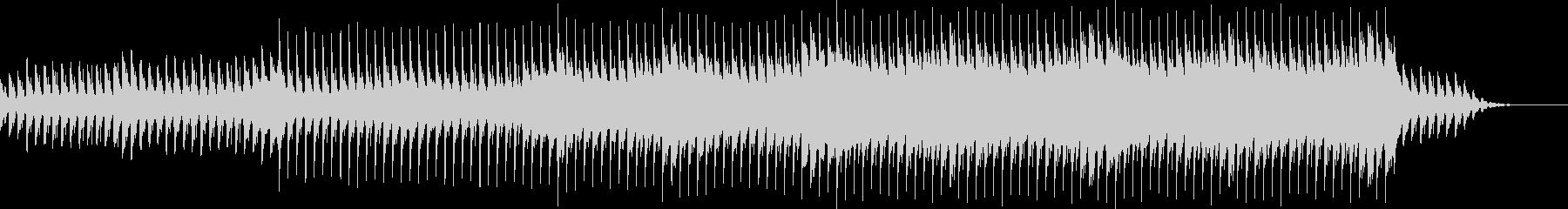 Corporate Piano 138の未再生の波形