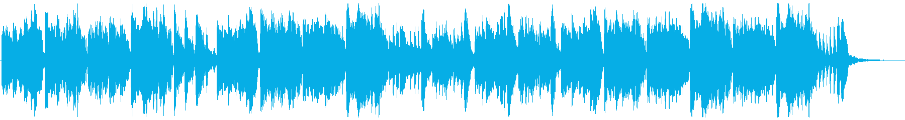 物悲しい3拍子曲 魔法 異世界 精霊01の再生済みの波形