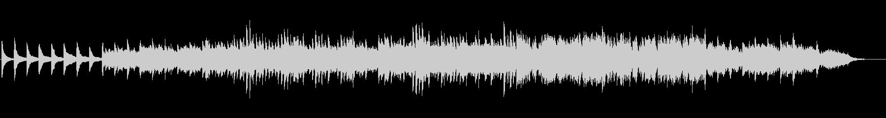 2分でパッヘルベルのカノン ピアノ&オケの未再生の波形