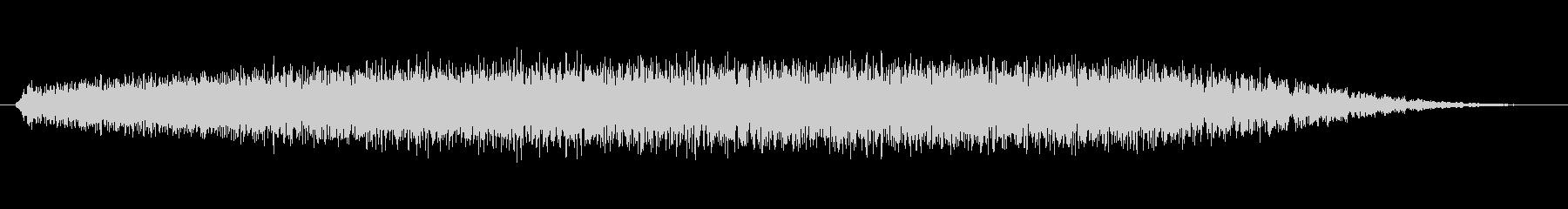 緊張 邪悪な聖歌隊クラスター低01の未再生の波形