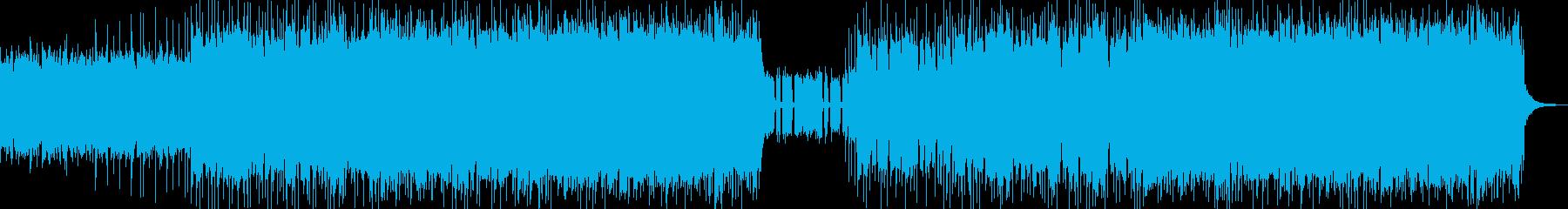 パンク 実験的な岩 バックシェイク...の再生済みの波形