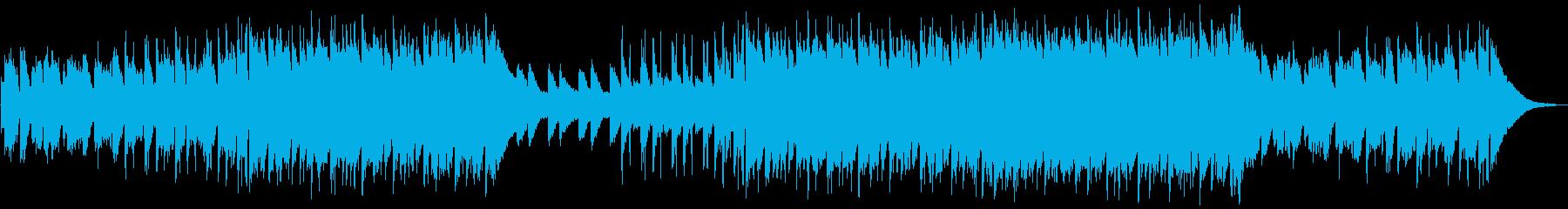 Ending / Gentle Future Pop's reproduced waveform