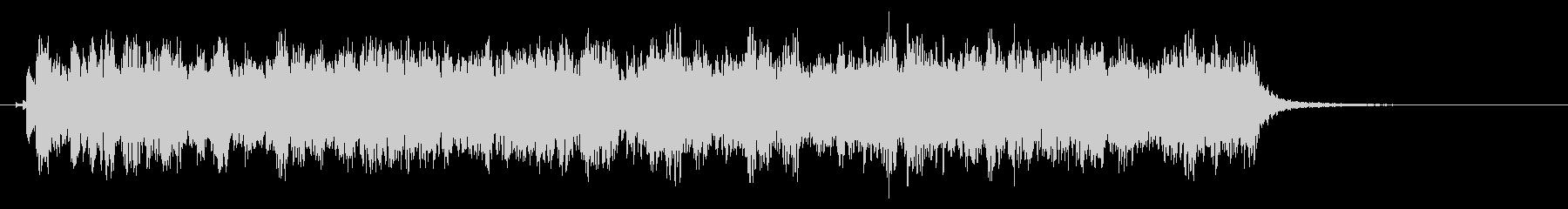時計 アラーム5-04(弱 遠い)の未再生の波形
