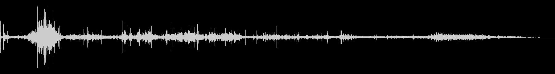 ファイバーグラスカヌー:EXT:2...の未再生の波形