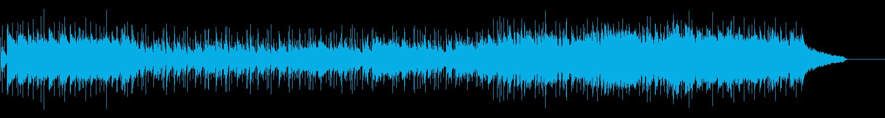 感傷感を歌いあげるポップ・バラードの再生済みの波形