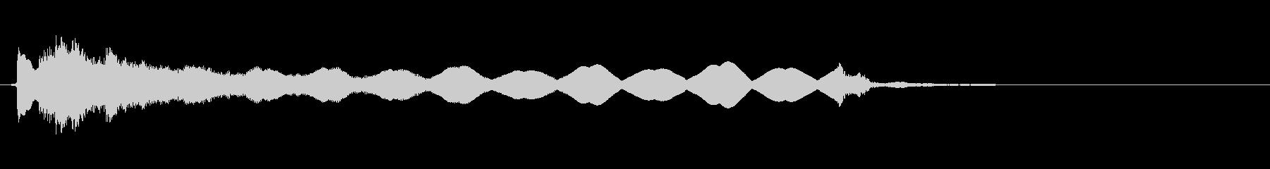 エレクトリックギター、メランコリッ...の未再生の波形