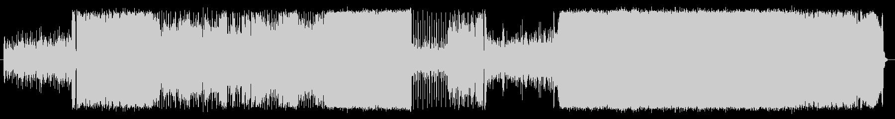 バラードインストの未再生の波形