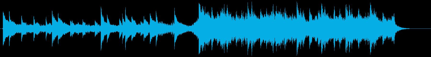 エモーショナルオーケストラ/ヴァースの再生済みの波形