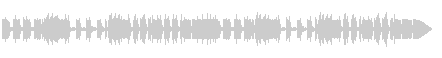 ゲームのフィールド曲風な楽曲です。ファ…の未再生の波形