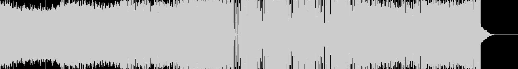 EDM、凶悪なワブルベースダブステップ2の未再生の波形