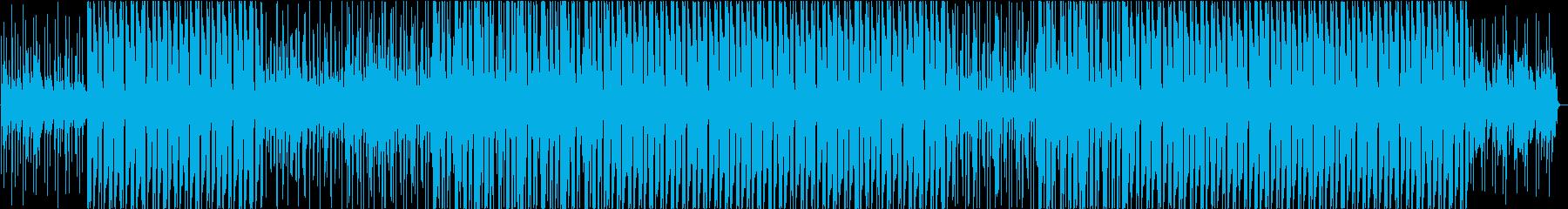 日本をイメージしたHiphopの再生済みの波形