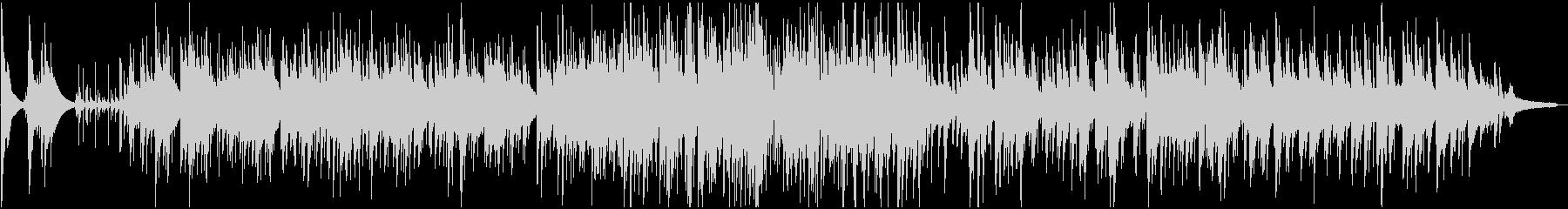 名曲『ゴンドラの唄』のトリオバージョンの未再生の波形
