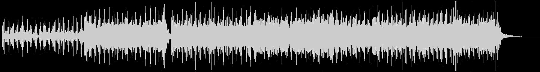 和風、三味線メタル2、激しい(声入り)Cの未再生の波形