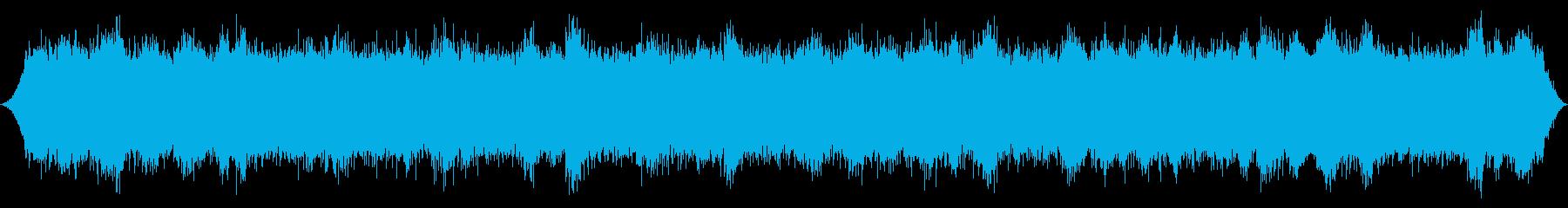 ヘビーガスティングウィンド:口hi...の再生済みの波形