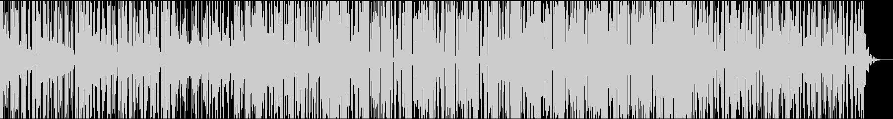 シンプルな2ステップの未再生の波形