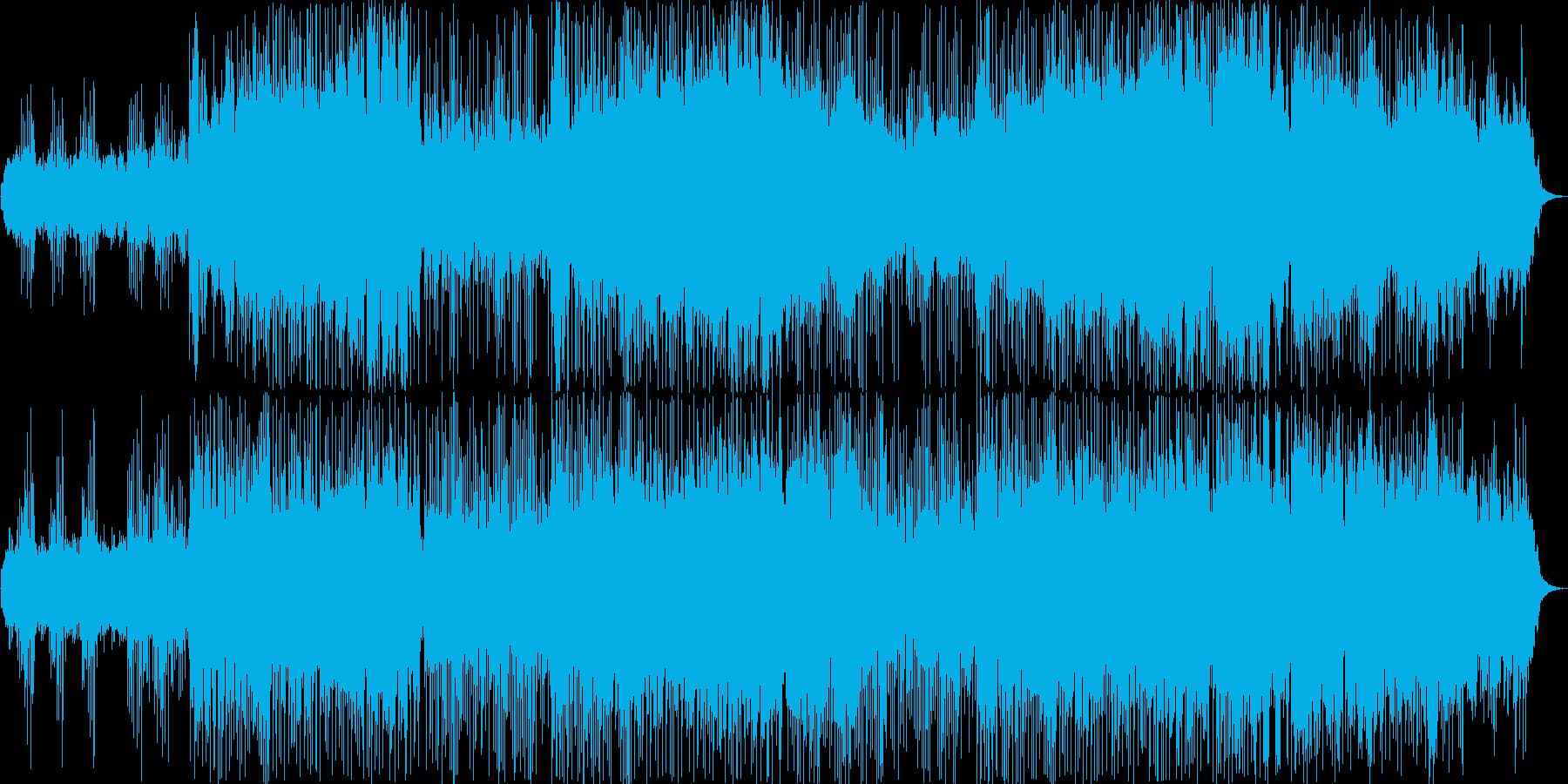 ブロードウェイ、オールディーズ、ス...の再生済みの波形