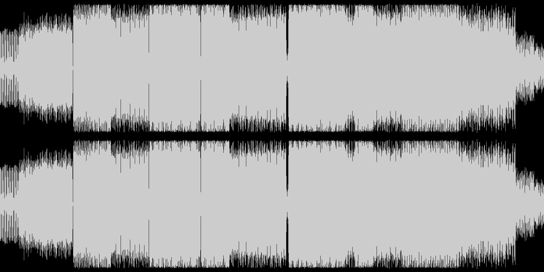 サンタナ70年代のハモンドサウンドの未再生の波形