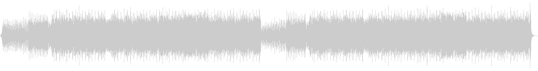 A feeling of running, retro, cool, flashy, mysterious's unreproduced waveform