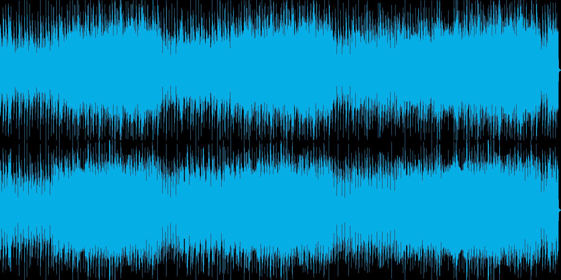 オーケストラアコーディオン企業PVワルツの再生済みの波形