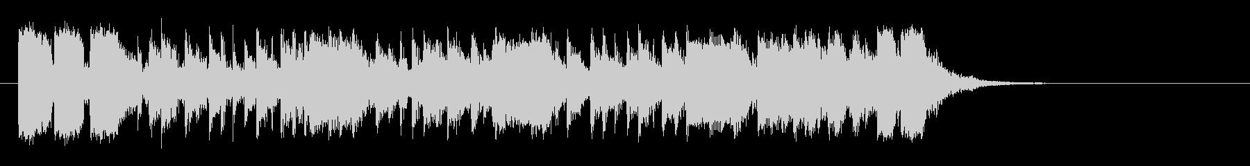 シネマティック コーポレート ファンキーの未再生の波形