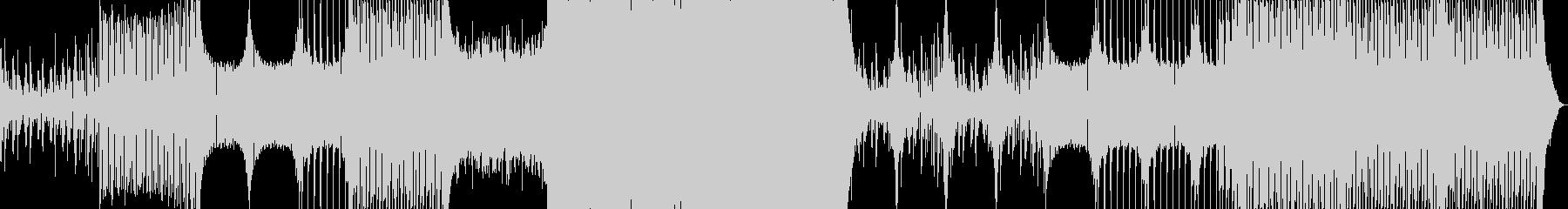 サイバートランスの未再生の波形