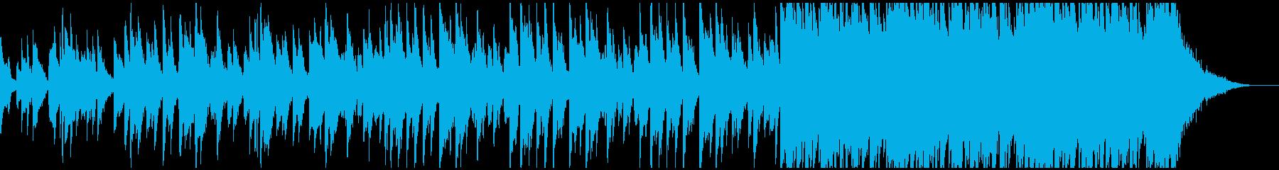 雰囲気のあるピアノ曲です。の再生済みの波形