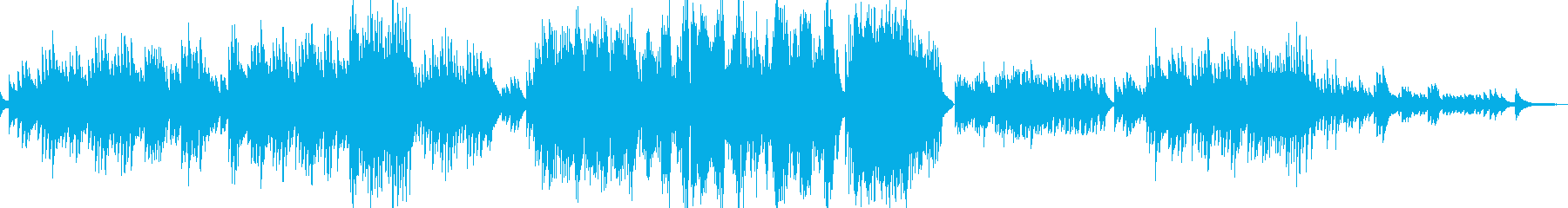 ショパンの別れの曲です。の再生済みの波形