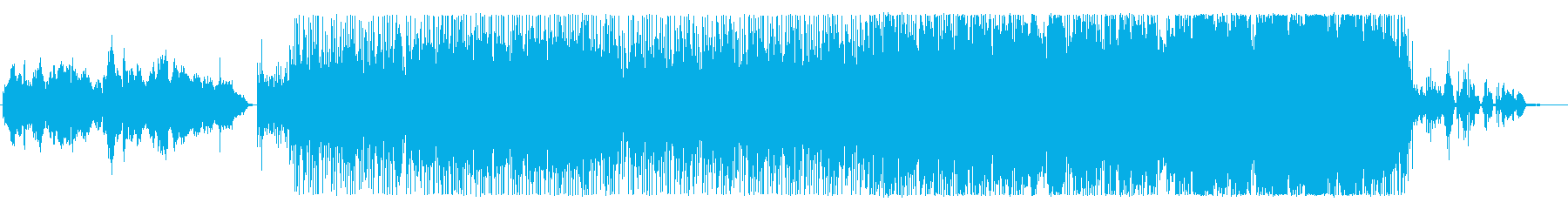 島物語の再生済みの波形