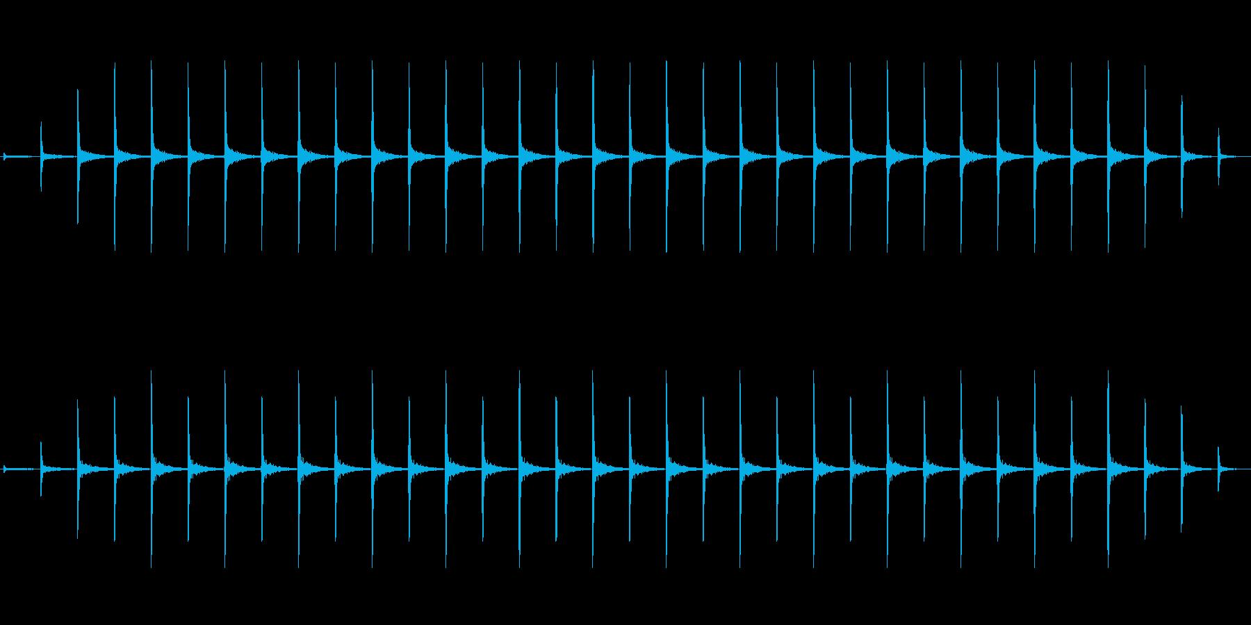 時計 ticktock_48-1_revの再生済みの波形