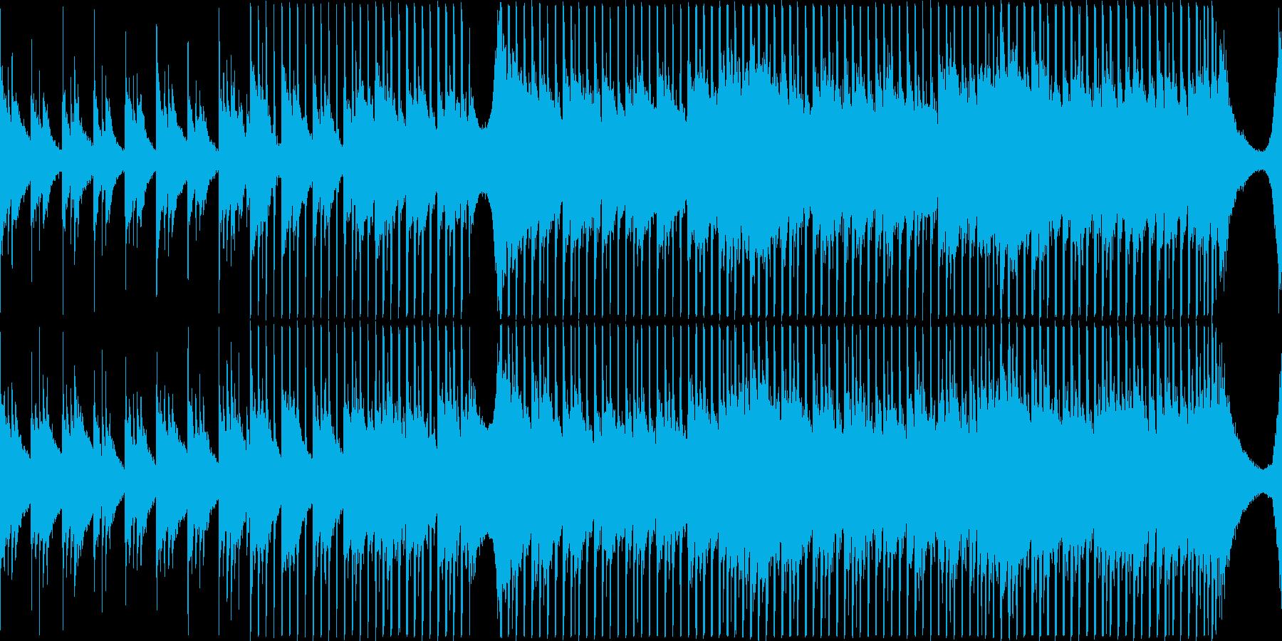 エンドロール・哀愁・優しいBGM/aの再生済みの波形