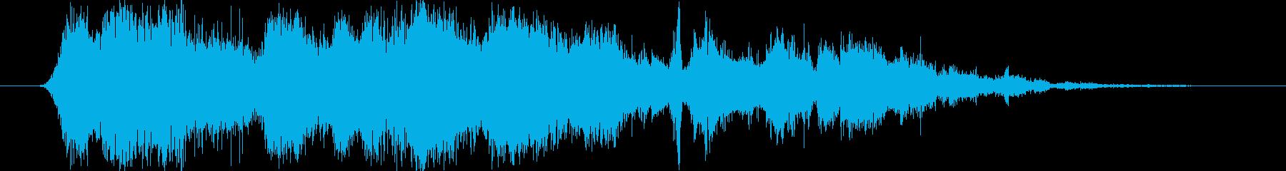 フィクション 電力装置 崩壊08の再生済みの波形