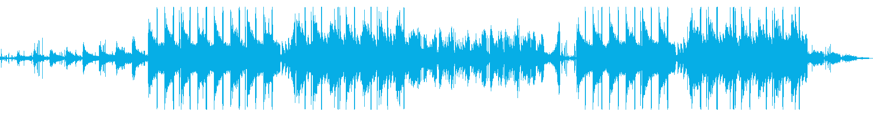 Lofi Hiphop/エモい系/カフェの再生済みの波形