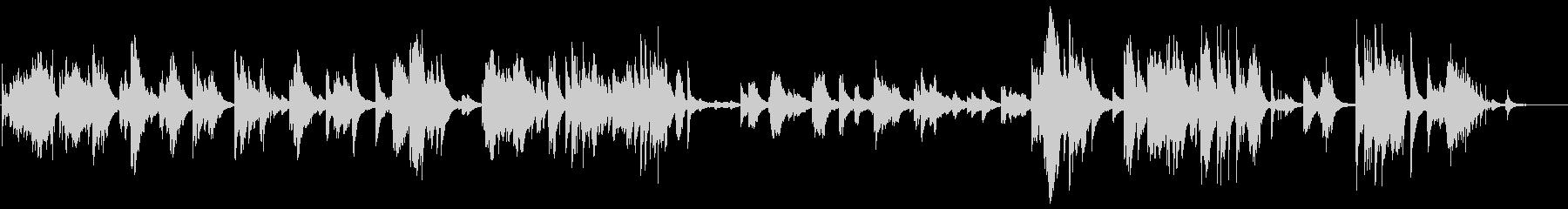 ロンドンデリー~ピアノで奏るラブロマンスの未再生の波形