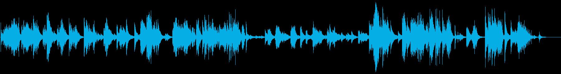 ロンドンデリー~ピアノで奏るラブロマンスの再生済みの波形