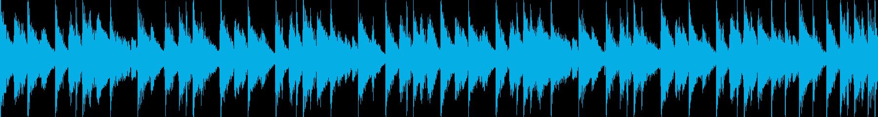 エレクトロファンク-男性ボーカル。...の再生済みの波形