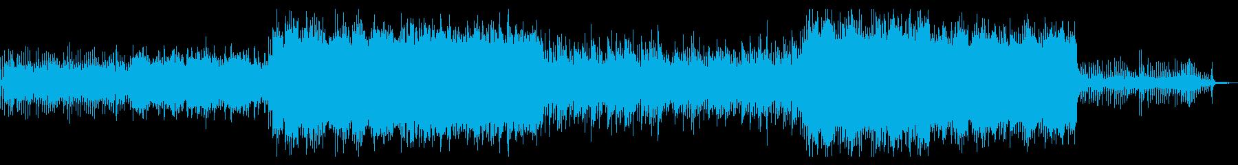 【和風】ほのぼの、日常、リラックスの再生済みの波形