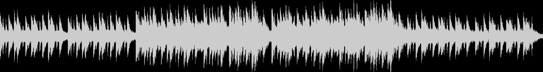 (Loop)和風バラードの未再生の波形