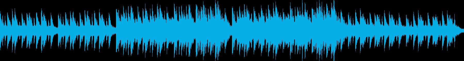 (Loop)和風バラードの再生済みの波形