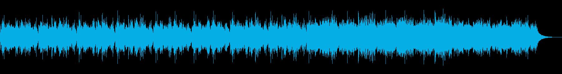 ✋神秘的な深海の中_アンビエント✋の再生済みの波形