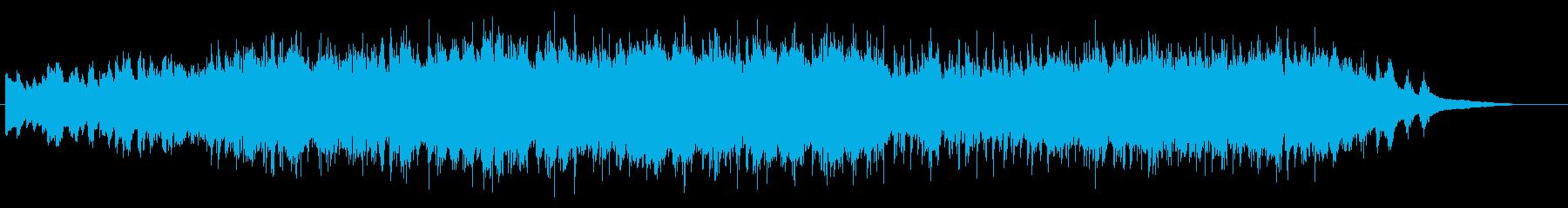ほっこりやさしい・明るい日常BGMの再生済みの波形